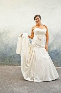 5 things to do to fit in the wedding dress